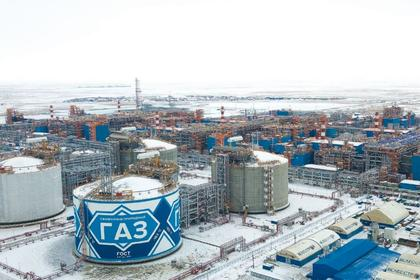 RUSSIA'S LNG: NO SANCTIONS