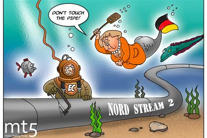 NORD STREAM 2: THE NEW SANCTIONS