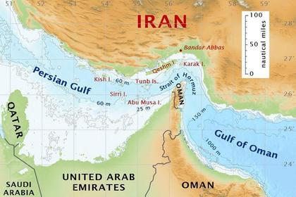 U.S., UK, AUSTRALIA CAN CLOSE HORMUZ