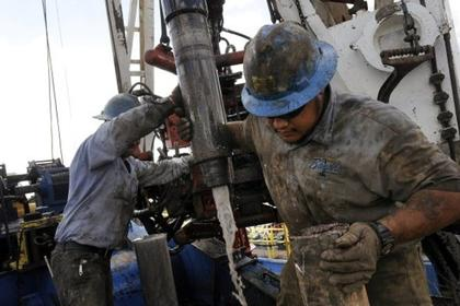 U.S. GAS PRODUCTION UP